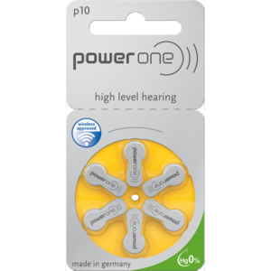 Hearing Aid BATTERIES 10 PACK