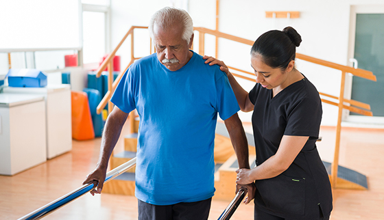 neurological rehabilitation and compassionate physical therapists in Watertown
